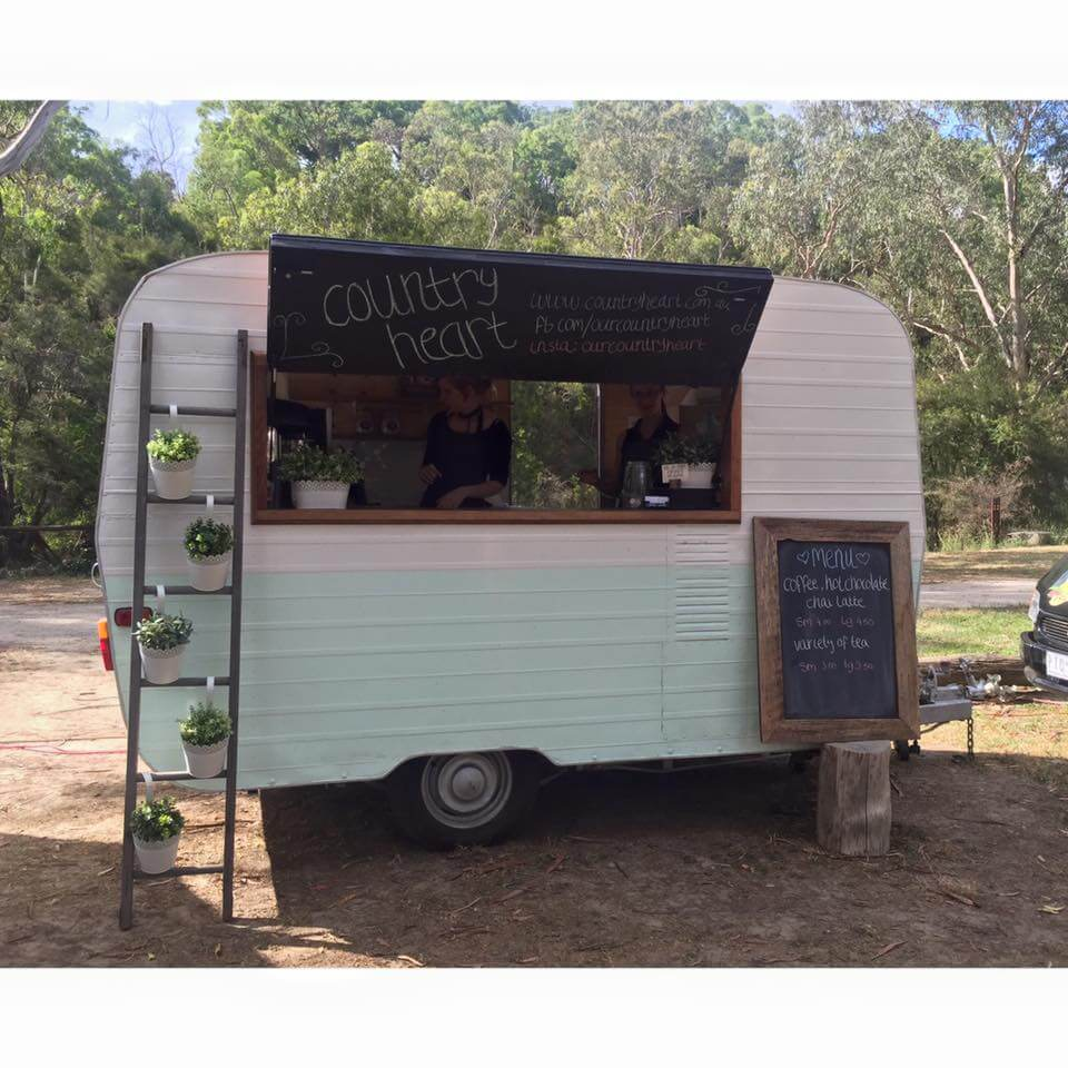 Our Little Caravan - Vintage Handmade Crafts - Craft Workshops - Narelle's Country Heart